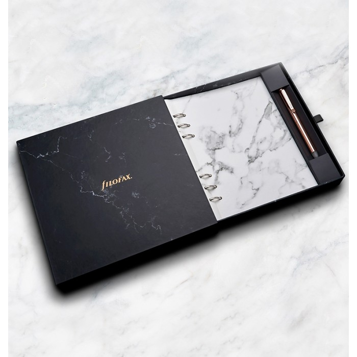 Coffret Cadeau Clipbook Architexture - A5 - Marble