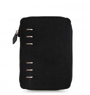 Clipbook Classic Monochrome Zip - Personal