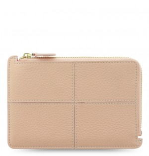 Porte-cartes zippé Classic Stitch Soft